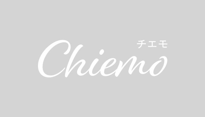 チエモのロゴ画像