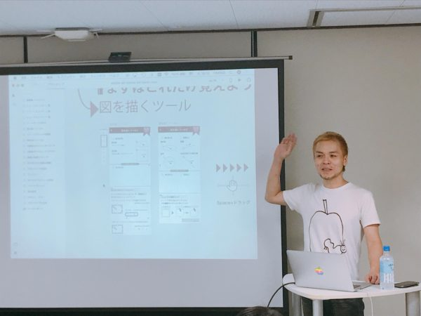 講師の北村さん